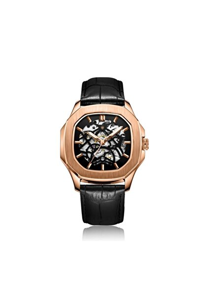 WATCHOFROYAL Peerless Automatic Rose Kol Saati