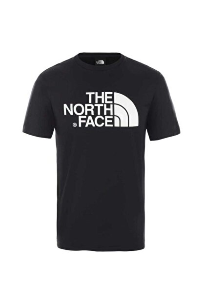 The North Face The North Face Tanken Erkek T-Shirt Siyah