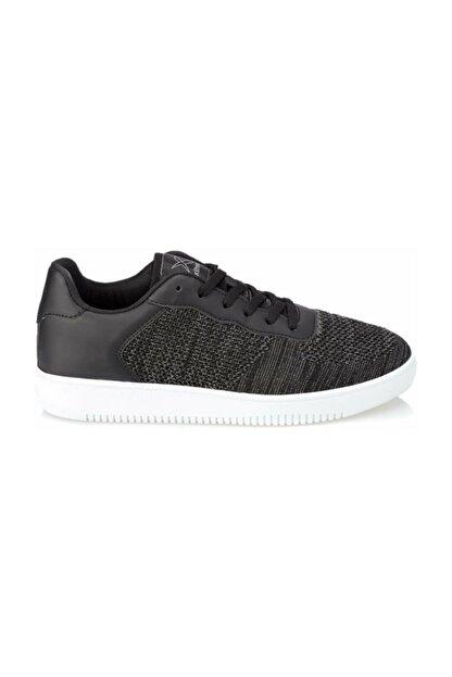Kinetix Siyah Erkek Sneaker