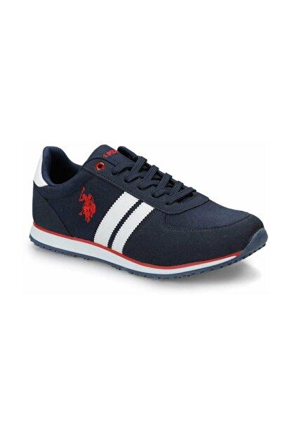 US Polo Assn Erkek Sneaker Lacivert 100248891