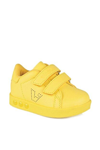 Vicco Oyo Işıklı Spor Ayakkabı Sarı