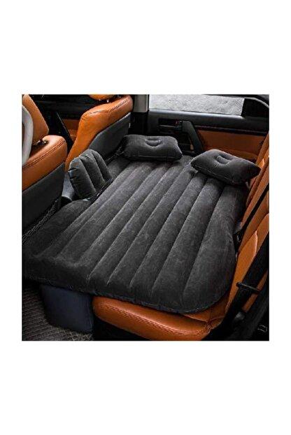 Chimsee Msee Şişme Araba Koltuğu Yatağı Siyah - Otomobil Arka Koltuk Için Şişme Yatak