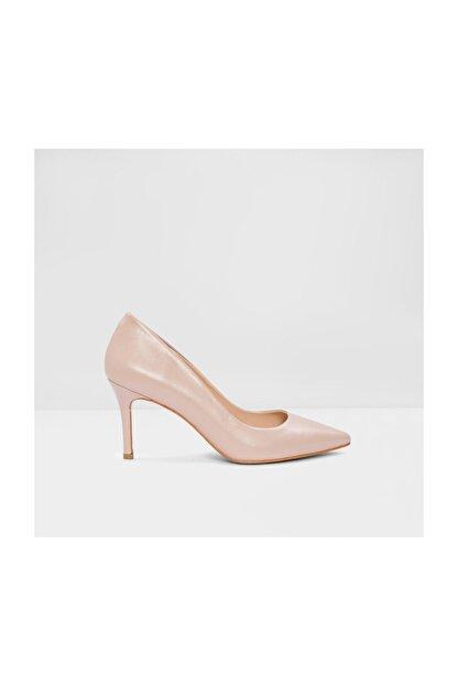 Aldo Kadın Naturel Hakiki Deri Klasik Topuklu Ayakkabı 111592