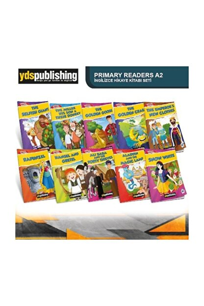 yds publishing Prımary Readers Series A2 Ydspublishing