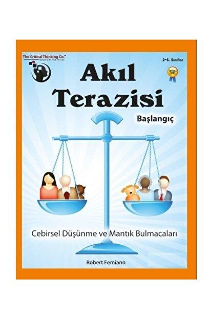 Üze Yayınları Akıl Terazisi Başlangıç Kitabı (2 - 6.sınıflar)