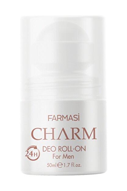 Farmasi Charm Deo Roll-on Erkek 50 Ml