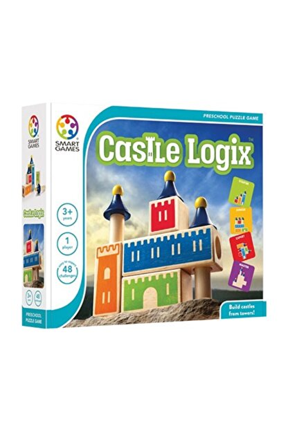 Smart Games Castle Logix (Kale Inşa Etme)