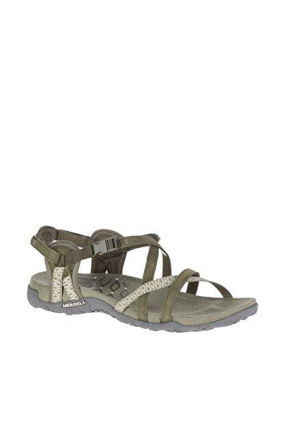 Merrell Dusty Olive Kadın Sandalet J98756
