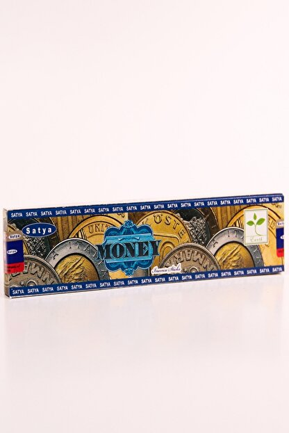 satya Money (para) Aromalı Masala Stick Tütsü