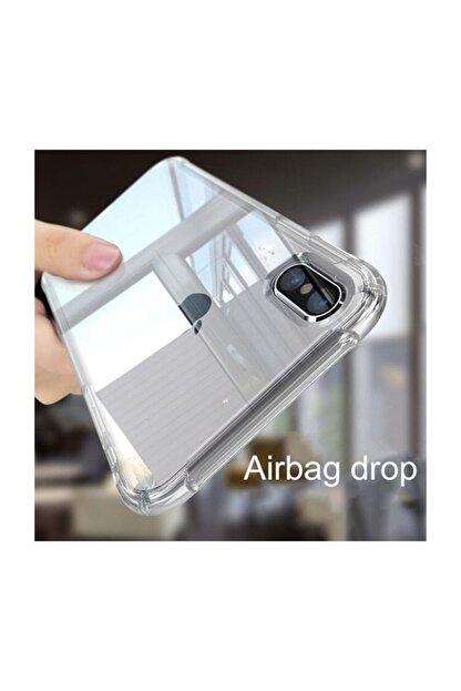 Dijimedia Iphone Xr Kılıf Şeffaf Köşe Korumalı+ekran Koruyucu Nano Cam