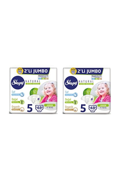 Sleepy Bebek Bezi Jumbo 5 Junior