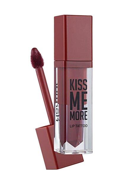 Flormar Likit Mat Ruj - Kiss Me More Lip Tattoo No: 07 8690604572878