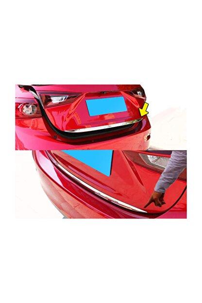 Başkent Oto Dizayn Alfa Romeo 147 Formlu Krom Bagaj Alt Çıtası