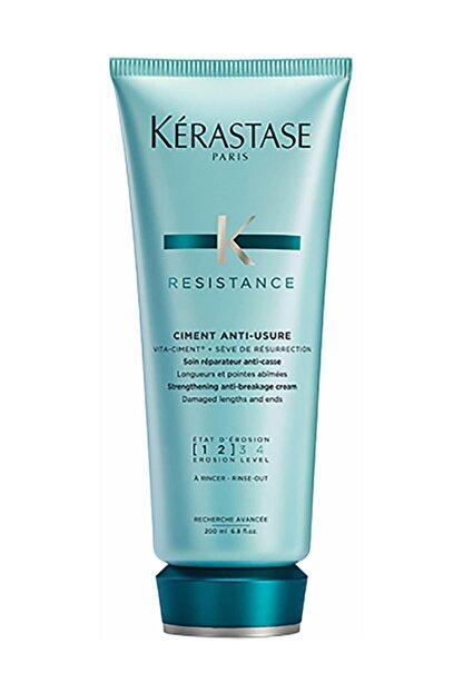 Kerastase Yıpranmış Saçlar için Bakım Kremi - Ciment Anti Usure 200 ml 3474630382312