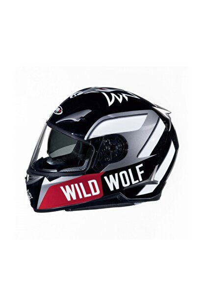 Shiro Sh-715 Wild Wolf Full Face Motosiklet Kaski