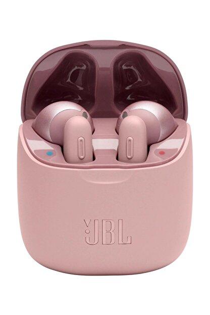 JBL T220 TWS Kablosuz Kulak İçi Bluetooth Kulaklık – Pembe