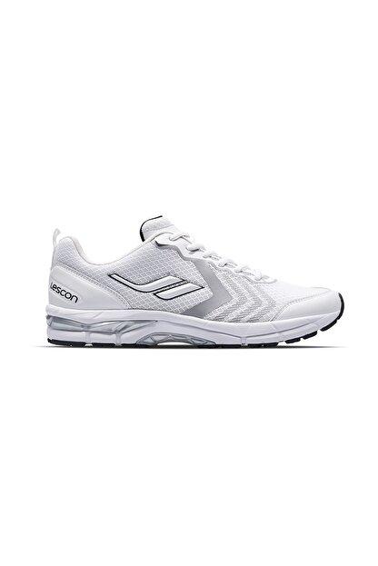 Lescon L-rapıd Unisex Beyaz Günlük Koşu Ayakkabısı