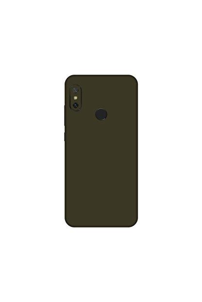 KAPAK OLSUN Xiaomi Mi A2 Lite Mılıtary Yeşili Telefon Kaplaması