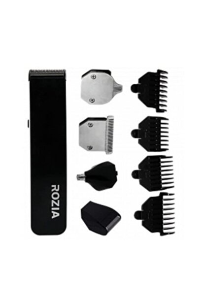 Spot Tıraş Seti 5 In 1 Burun Kıl Tüy Sakal Saç Kesme Düzeltme Makinesi