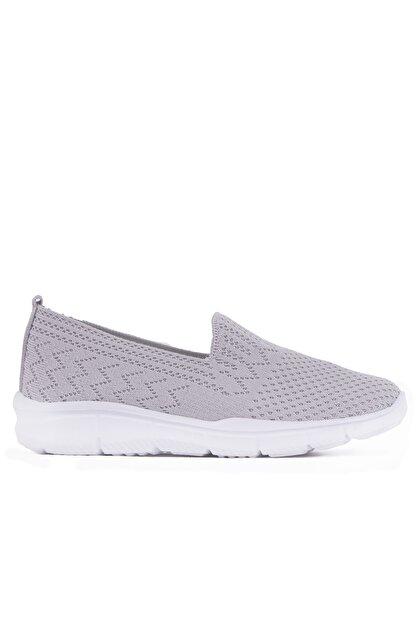 Slazenger Town Sneaker Kadın Ayakkabı Gri