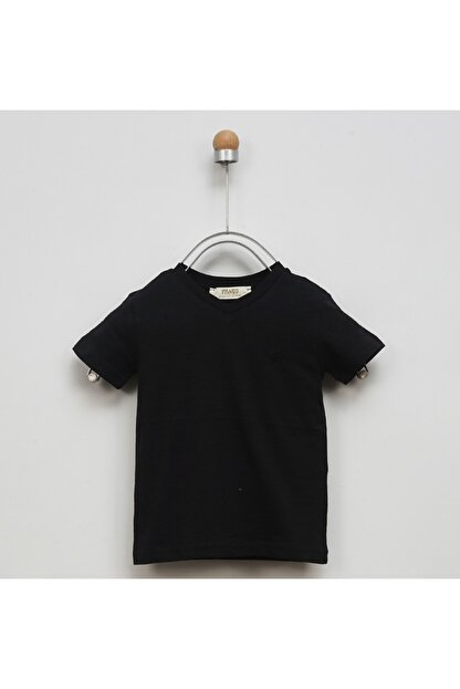 Panço Basic V Yaka T-Shirt 9941BB05002