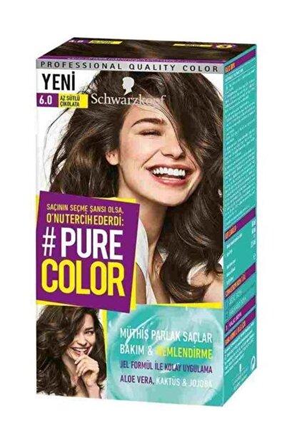 Pure Color Sac Boyasi 6 0 Az Sutlu Cikolata 4015100295511 Trendyol