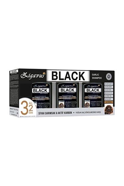 Zigavus Black Garlic Şampuan - 3 Al 2 Öde