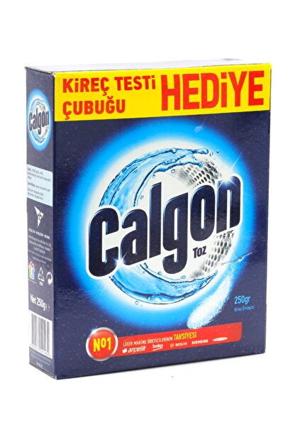 Calgon Toz 250 gr 2 in 1