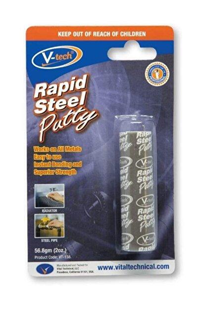 Vtech- Vt 138 Rapid Putty Takviyeli Epoksi Macun Metal Yapıştırıcı 56 g
