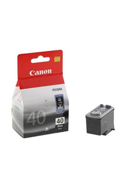 Canon 0615B025 Pg-40 Sıyah Kartus 16Ml /