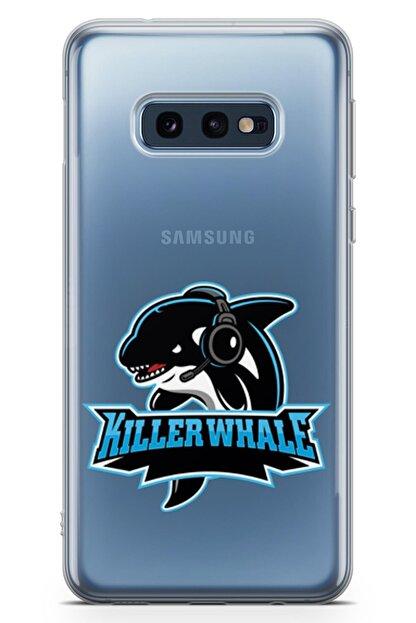 Melefoni Samsung Galaxy S10e Kılıf Gamer Oyuncu Serisi Dahlia