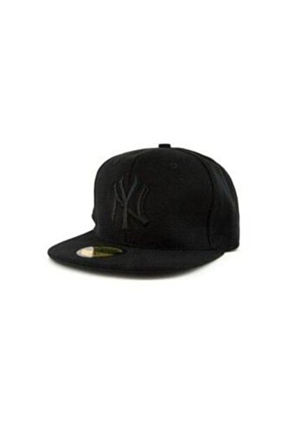 CosmoOutlet Ny New York Yankees Snapback Hip Hop Şapka [siyah]