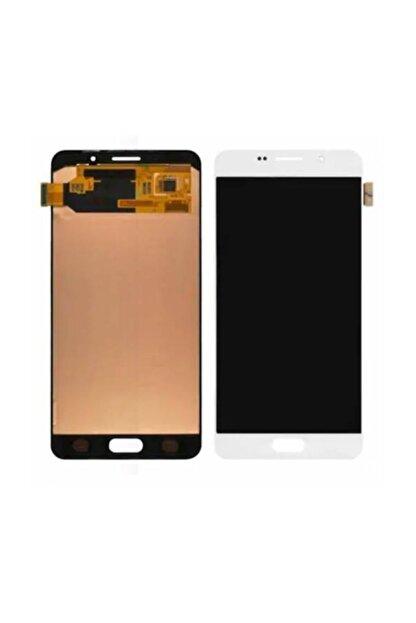 Samsung Kdr Galaxy A7 2016 A710 Sm- A710f  Lcd Dokunmatik Ekran Beyaz