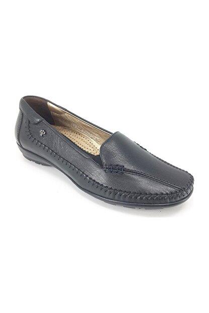 Forelli Kadın Günlük Hakiki Deri Ayakkabı 33005