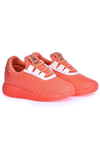 Ayakland Kiko Scor-x 100 Günlük Fileli Kız/erkek Çocuk Spor Ayakkabı