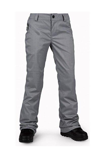 Volcom Pinto Grey Kadın Snowboard Pantolon