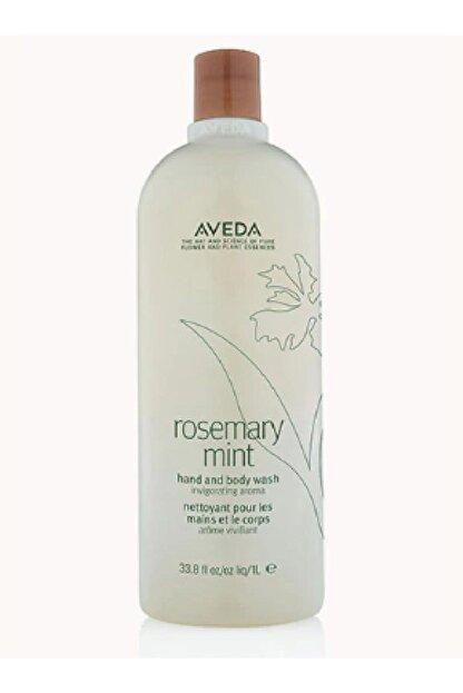 Aveda Rosemary Mint Hand And Body Wash El Ve Vücut Duş Jeli 1 Litre