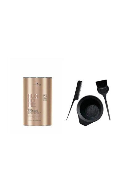 BLONDME Blondme Premium Lift+9 Açıcı 450 G + Saç Boyama Seti