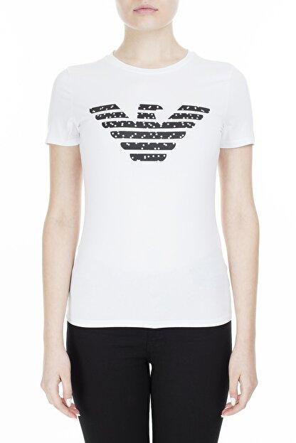 Emporio Armani T Shirt Kadın T Shirt S 6G2T7N 2J07Z 0100 S 6G2T7N 2J07Z 0100