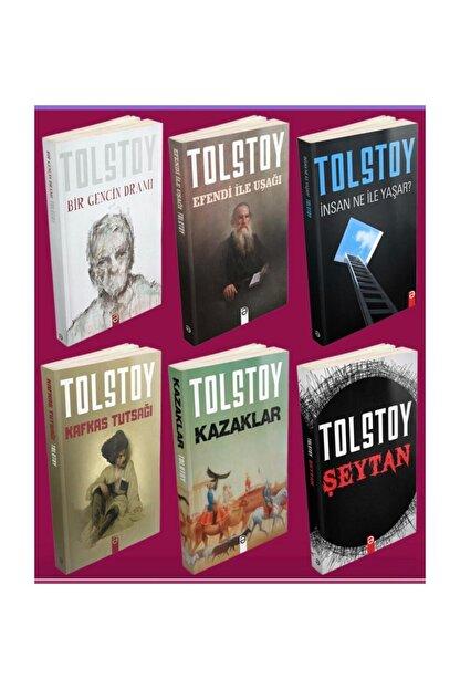 profkitap Lev Tolstoy Seti 6 Kitap