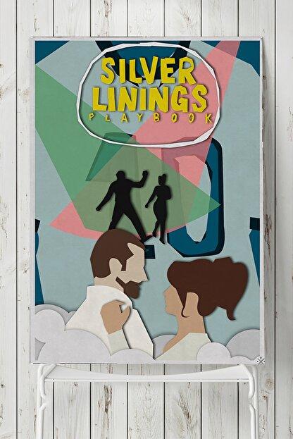 Postermanya Play Book Art Sanatsal Poster (50x70cm)