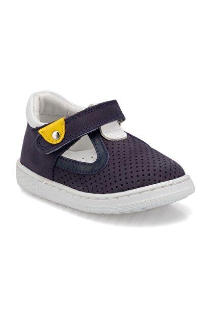 Polaris Hakiki Deri 512529.I Lacivert IE Sneaker