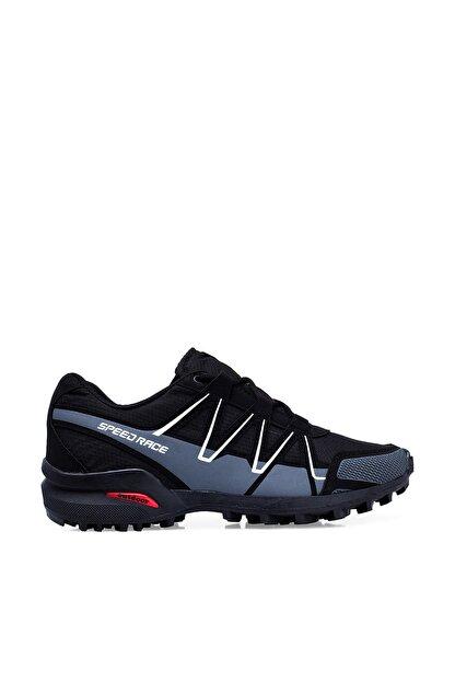 Navigli Siyah Beyaz Erkek Outdoor Ayakkabı 5601953