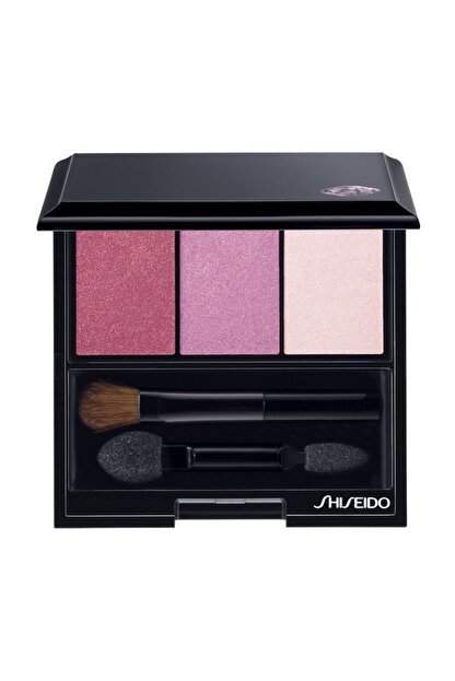 Shiseido Saten bitişli 3'lü Göz Farı - Luminizing Satin Eye Color Trio PK403 729238105232