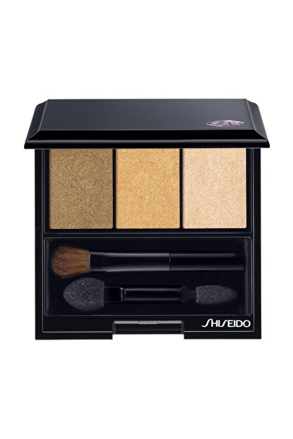 Shiseido Saten bitişli 3'lü Göz Farı - Luminizing Satin Eye Color Trio BR209 729238107373