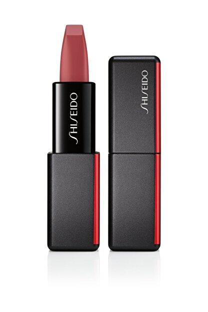 Shiseido Kalıcı Kadifemsi Mat Ruj - SMK Modernmatte Pw Lipstick 508 729238147843