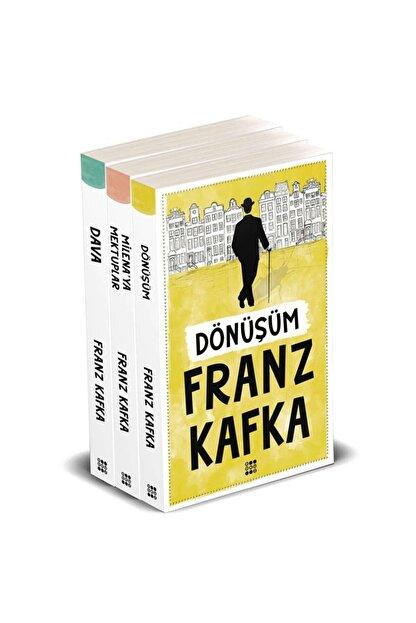 Dokuz Yayınları Franz Kafka 3'lü Set - Dönüşüm - Dava - Milena'ya Mektuplar