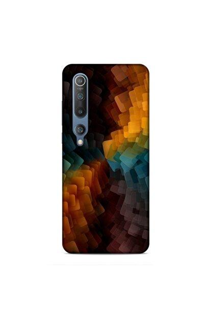 Pickcase Xiaomi Mi 10 Kılıf Desenli Arka Kapak Bilinmezlik