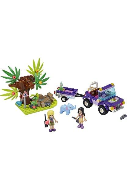 LEGO ® Friends Yavru Fil Kurtarma Operasyonu 41421 Yapım Seti