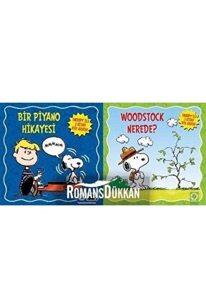 Artemis Yayınları Snoopy Ile 2 Kitap Bir Arada
